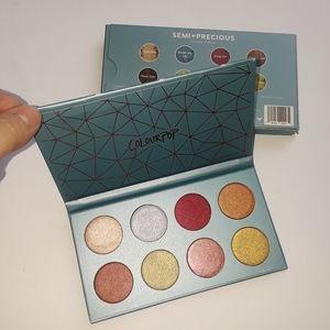 New Colourpop | Semi-precious eyeshadow palette